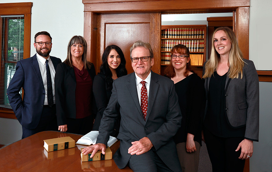 rosenbaum law group legal team
